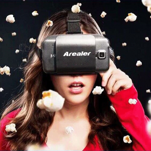 Arealer Immersive 3D VR Glasses Virtual Reality Glasses Goggles Helmet Video Movie Game Glass with Headband for iPhone 6 6S Plus SCellphone &amp; Accessories<br>Arealer Immersive 3D VR Glasses Virtual Reality Glasses Goggles Helmet Video Movie Game Glass with Headband for iPhone 6 6S Plus S<br>