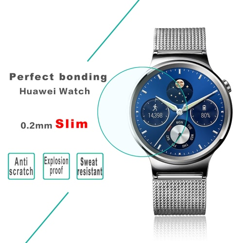 Ultra-thin Link Dream Premium Protection Film 0.2mm Real Tempered Glass Screen Protector Guard Anti-shatterfor Huawei Smart WatchCellphone &amp; Accessories<br>Ultra-thin Link Dream Premium Protection Film 0.2mm Real Tempered Glass Screen Protector Guard Anti-shatterfor Huawei Smart Watch<br>
