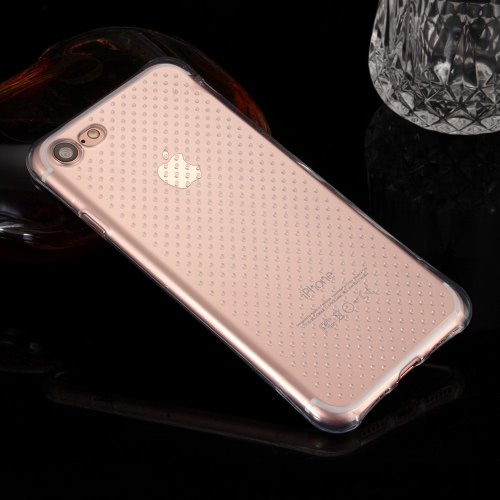 Original KKmoon 360 Degree Full Protect Cover Phone Case Clear Ultra Thin Soft TPU Gel Back Case for Apple iPhone 7Cellphone &amp; Accessories<br>Original KKmoon 360 Degree Full Protect Cover Phone Case Clear Ultra Thin Soft TPU Gel Back Case for Apple iPhone 7<br>