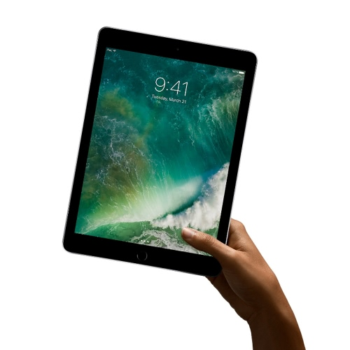 Apple iPad Wi-Fi Only Tablet 9.7inch Retina Display 2048*1536pixel 64bit A9 Chip 128GB iOS 10 8.0MP+1.2MP Camera 32.4Wh Battery ToComputer &amp; Stationery<br>Apple iPad Wi-Fi Only Tablet 9.7inch Retina Display 2048*1536pixel 64bit A9 Chip 128GB iOS 10 8.0MP+1.2MP Camera 32.4Wh Battery To<br>