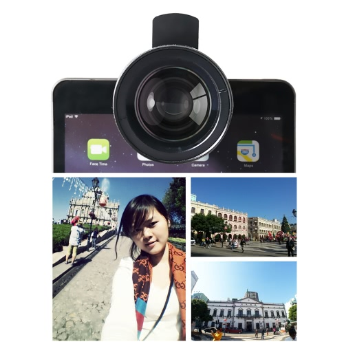 LIEQI LQ-027 2 in 1 Optical Glass Lens 0.45X Wide-angle Lens 10X Macro-lens for iPhone 6 6S 6 Plus 6S Plus iPad mini Air Samsung SCellphone &amp; Accessories<br>LIEQI LQ-027 2 in 1 Optical Glass Lens 0.45X Wide-angle Lens 10X Macro-lens for iPhone 6 6S 6 Plus 6S Plus iPad mini Air Samsung S<br>