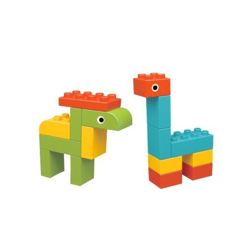 Xiaomi Mitu Большой зоопарк зоопарка здания 61pcs / lot