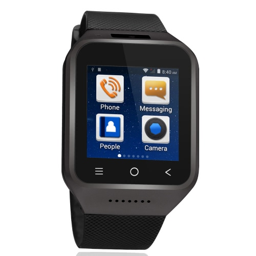 ZGPAX S8 3G WCDMA 2G GSM MTK6752 1.2GHz Dual Core Smart Watch Phone 1.54 HD 240 * 240 Pixels Screen Android 4.4 512M RAM+4G ROM 5Cellphone &amp; Accessories<br>ZGPAX S8 3G WCDMA 2G GSM MTK6752 1.2GHz Dual Core Smart Watch Phone 1.54 HD 240 * 240 Pixels Screen Android 4.4 512M RAM+4G ROM 5<br>