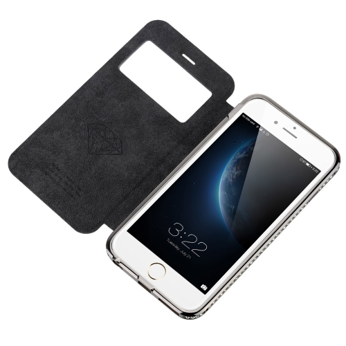ChengGuo era Phone Shell Protective Case for iPhone 6 Plus Metal Frame Eco-friendly Portable Anti-scratch Anti-dust Antiskid Anti-Cellphone &amp; Accessories<br>ChengGuo era Phone Shell Protective Case for iPhone 6 Plus Metal Frame Eco-friendly Portable Anti-scratch Anti-dust Antiskid Anti-<br>