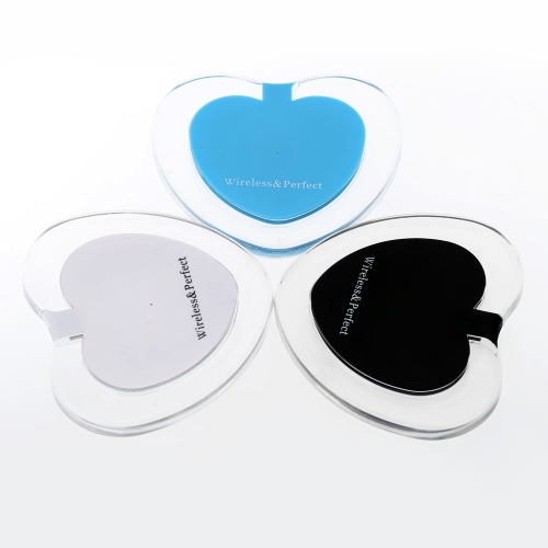 Original Portable Charging Pad Cute Heart Shape Qi Wireless Charger for Samsung Galaxy S6  S6 Edge PlusCellphone &amp; Accessories<br>Original Portable Charging Pad Cute Heart Shape Qi Wireless Charger for Samsung Galaxy S6  S6 Edge Plus<br>