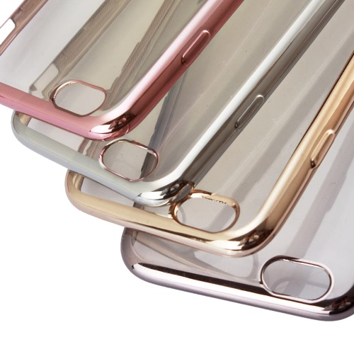 TPU Phone Case Protective Cover Shell for iPhone 6 Plus 6S Plus Eco-friendly Material Stylish Portable Ultrathin Anti-scratch AntiCellphone &amp; Accessories<br>TPU Phone Case Protective Cover Shell for iPhone 6 Plus 6S Plus Eco-friendly Material Stylish Portable Ultrathin Anti-scratch Anti<br>