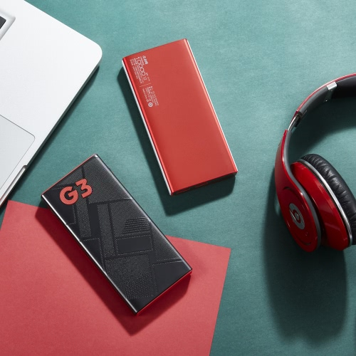 Teclast G3 Portable Power Bank 1000mAh High Capacity Dual USB Port External Battery Pack Fast Charge Battery Level Display for iPhCellphone &amp; Accessories<br>Teclast G3 Portable Power Bank 1000mAh High Capacity Dual USB Port External Battery Pack Fast Charge Battery Level Display for iPh<br><br>Product weight: 230gg