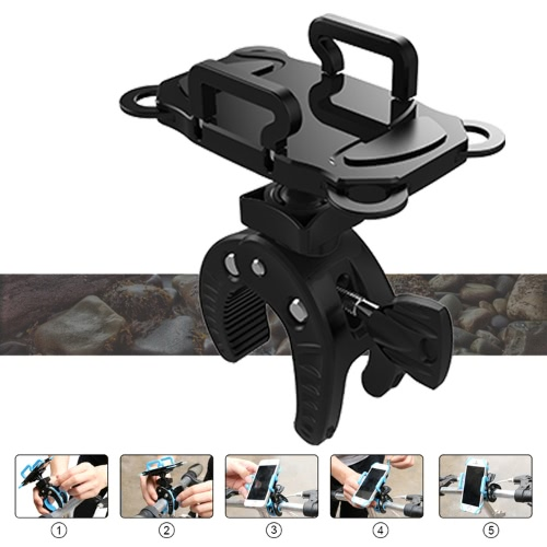 KKmoon 360° Degrees Rotation Bike Phone Holder Universal Action Claw Bicycle Motorcycle Stand Super Grip Holder for iPhone 6S 6 PlCellphone &amp; Accessories<br>KKmoon 360° Degrees Rotation Bike Phone Holder Universal Action Claw Bicycle Motorcycle Stand Super Grip Holder for iPhone 6S 6 Pl<br>