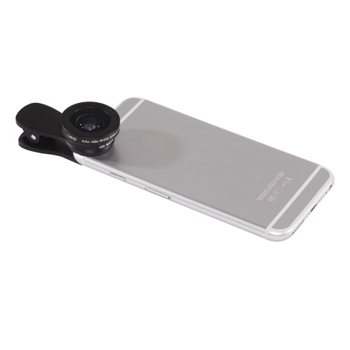 LIEQI LQ-034 2 in 1 Clip-on Optical Glass Lens HD 0.4X-0.6X Wide-angle Lens 15X Macro-lens for iPhone 7 7 Plus 6 Plus 6S Plus iPadCellphone &amp; Accessories<br>LIEQI LQ-034 2 in 1 Clip-on Optical Glass Lens HD 0.4X-0.6X Wide-angle Lens 15X Macro-lens for iPhone 7 7 Plus 6 Plus 6S Plus iPad<br>