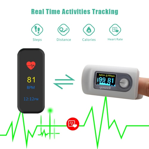 INCHOR WRISTFIT HR? Activity Tracker Smart Fitness Wristband Sports Band Watch Colorful TFT Touch Screen Heart Rate Tracking StepsCellphone &amp; Accessories<br>INCHOR WRISTFIT HR? Activity Tracker Smart Fitness Wristband Sports Band Watch Colorful TFT Touch Screen Heart Rate Tracking Steps<br>