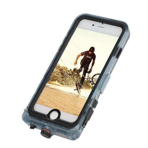多機能防水電話ケース耐震防塵携帯電話カバー保護ケースiPhone 6 / 6Sのための完全な保護シェルプロテクター