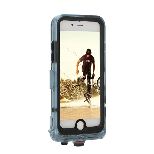 Multi-functional Waterproof Phone Case Shockproof Dustproof Cellphone Cover Protective Case Full Protection Shell Protector for iPCellphone &amp; Accessories<br>Multi-functional Waterproof Phone Case Shockproof Dustproof Cellphone Cover Protective Case Full Protection Shell Protector for iP<br>