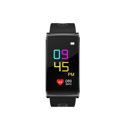 Multifunzione IP67 Impermeabile Fitness Tracker Smart Tracker con Touch Screen 0.96