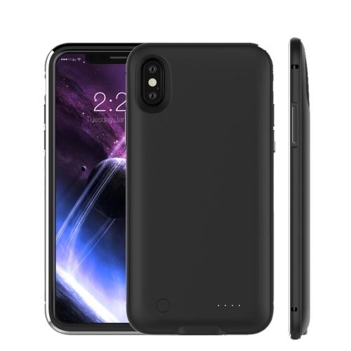 Pour iPhone X 5000 mAh Téléphone Externe Batterie Externe USB Port Banque D'alimentation Chargeur Pack Batterie De Secours Cas