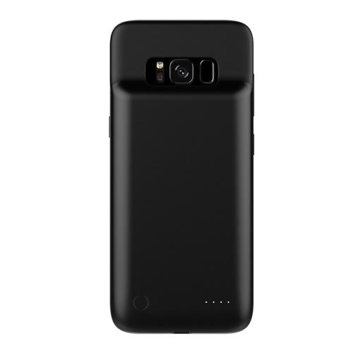 لسامسونج S8 S8 زائد بطارية 4000mAh خارجي خارجي USB ميناء قوة البنك شاحن حزمة بطارية احتياطية حالة البطارية
