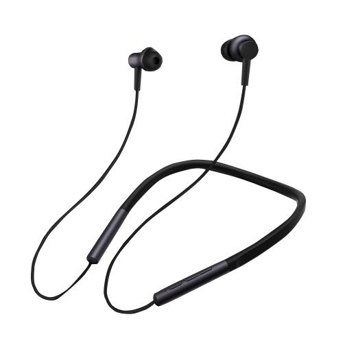 NEUE Xiaomi Kragen Ohrhörer Nackenbügel Jaws Wireless BT4.1 Kopfhörer (Schwarz)