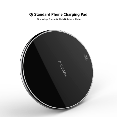 W8 10W Wireless Qi Standard Charger Charging Pad Stand for iPhone X 8 Samsung Galaxy S8+ Note 8Cellphone &amp; Accessories<br>W8 10W Wireless Qi Standard Charger Charging Pad Stand for iPhone X 8 Samsung Galaxy S8+ Note 8<br>
