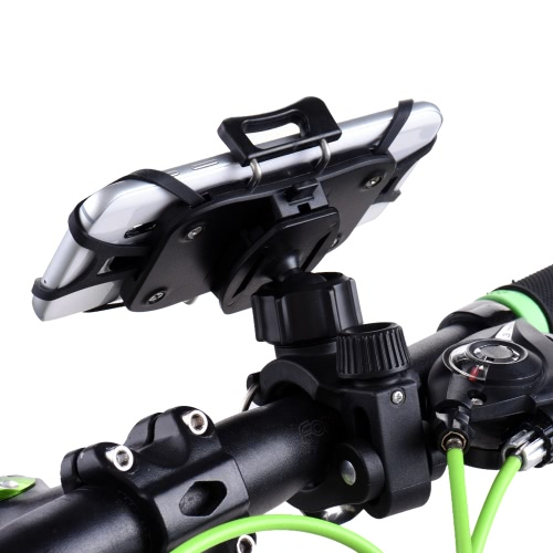 Universal Bike Bicycle Motorcycle Handlebar Mount Holder Phone Holder with Silicone Support Band for iPhone Samsung Xiaomi GPSCellphone &amp; Accessories<br>Universal Bike Bicycle Motorcycle Handlebar Mount Holder Phone Holder with Silicone Support Band for iPhone Samsung Xiaomi GPS<br>
