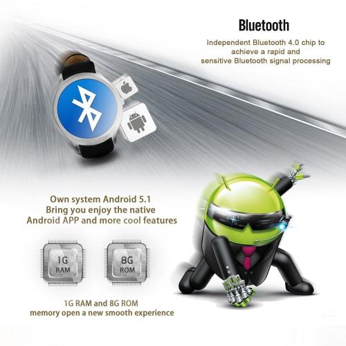 NO.1 D5+ Smart Sport 3G/2G Watch Phone WCDMA GSM  1GB RAM + 8GB ROMCellphone &amp; Accessories<br>NO.1 D5+ Smart Sport 3G/2G Watch Phone WCDMA GSM  1GB RAM + 8GB ROM<br>
