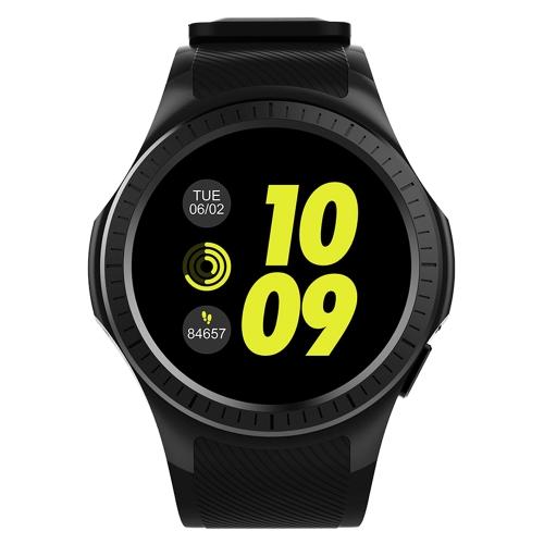 Pressione sanguigna del Microwear L1 Smartwatch 2G GSM Watch Phone