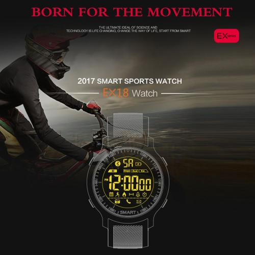 EX18 Sports Smart Watch Bluetooth 4.0 for iPhone 8/8 Plus iPhone X and Other PhonesCellphone &amp; Accessories<br>EX18 Sports Smart Watch Bluetooth 4.0 for iPhone 8/8 Plus iPhone X and Other Phones<br>