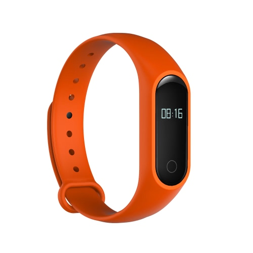 OUKITEL A16 Smart Band 0.42inch OLED Screen Dialog DA14580 CPU Bluetooth V4.0 60mAh Battery IP54 Waterproof Vibration Hot Spot PulCellphone &amp; Accessories<br>OUKITEL A16 Smart Band 0.42inch OLED Screen Dialog DA14580 CPU Bluetooth V4.0 60mAh Battery IP54 Waterproof Vibration Hot Spot Pul<br>