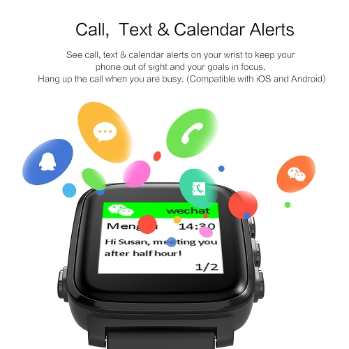 SMA Q2 Smart Watch Memory LCD Display 3ATM Water Resistance Heart Rate Detection Connected GPS Tracking Call Text &amp; Calender AlertCellphone &amp; Accessories<br>SMA Q2 Smart Watch Memory LCD Display 3ATM Water Resistance Heart Rate Detection Connected GPS Tracking Call Text &amp; Calender Alert<br>