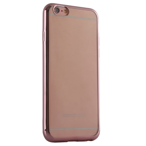 TPU Phone Case Protective Cover Shell for iPhone 6 6S Eco-friendly Material Stylish Portable Ultrathin Anti-scratch Anti-dust DuraCellphone &amp; Accessories<br>TPU Phone Case Protective Cover Shell for iPhone 6 6S Eco-friendly Material Stylish Portable Ultrathin Anti-scratch Anti-dust Dura<br>
