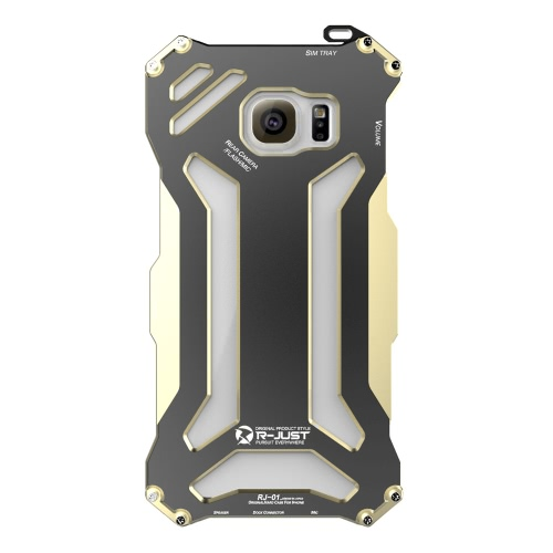 Original R-JUST Transformer Carbon Fiber Metal Aluminum Frame Gundam Outdoor Climbing Case Cover for Samsung S7Cellphone &amp; Accessories<br>Original R-JUST Transformer Carbon Fiber Metal Aluminum Frame Gundam Outdoor Climbing Case Cover for Samsung S7<br>