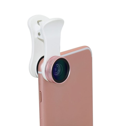 3 in 1 External Clip-on Cell Phone Camera Lens Kit HD 105° 0.65X Wide Angle Lens &amp; 15X Macro Lens &amp; 180° Fisheye Lens for SmartphoCellphone &amp; Accessories<br>3 in 1 External Clip-on Cell Phone Camera Lens Kit HD 105° 0.65X Wide Angle Lens &amp; 15X Macro Lens &amp; 180° Fisheye Lens for Smartpho<br>
