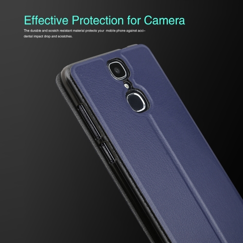 OCUBE Phone Cover for CUBOT X18 Soft PU Leather Phone Case Protective Shell Full Protection Dustproof Shock-absorbingCellphone &amp; Accessories<br>OCUBE Phone Cover for CUBOT X18 Soft PU Leather Phone Case Protective Shell Full Protection Dustproof Shock-absorbing<br>