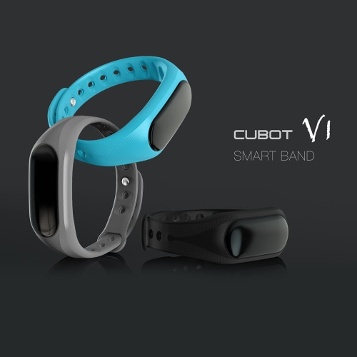 Cubot V1 Smart Band Sports Bracelet for iPhone 6 6 Plus 6S 6S Plus Android 4.3 IOS 8.0 Bluetooth 4.0 or Above Smartphone Screen DiCellphone &amp; Accessories<br>Cubot V1 Smart Band Sports Bracelet for iPhone 6 6 Plus 6S 6S Plus Android 4.3 IOS 8.0 Bluetooth 4.0 or Above Smartphone Screen Di<br>