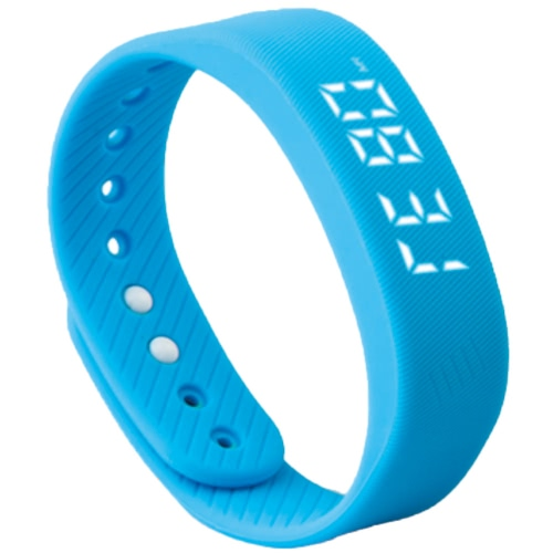 T5 All Day 3D Pedometer Smart Sport Wirstband Step Gauge Bracelet Intelligent Meter Sports Band LED Display Track Calories DistancCellphone &amp; Accessories<br>T5 All Day 3D Pedometer Smart Sport Wirstband Step Gauge Bracelet Intelligent Meter Sports Band LED Display Track Calories Distanc<br>