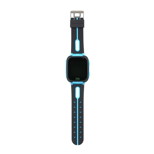 Kids Smart Watch Tracker per bambini Smartwatch con fotocamera SOS Lighting per Touch Screen per cellulare IOS Android BT blu