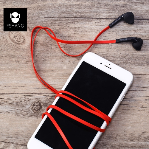 FSHANG A1 3.5mm In-ear Earphone Earpiece Portable Sports Stereo Headphone Running Headset Hands-free with Mic for iPhone Samsung SCellphone &amp; Accessories<br>FSHANG A1 3.5mm In-ear Earphone Earpiece Portable Sports Stereo Headphone Running Headset Hands-free with Mic for iPhone Samsung S<br>