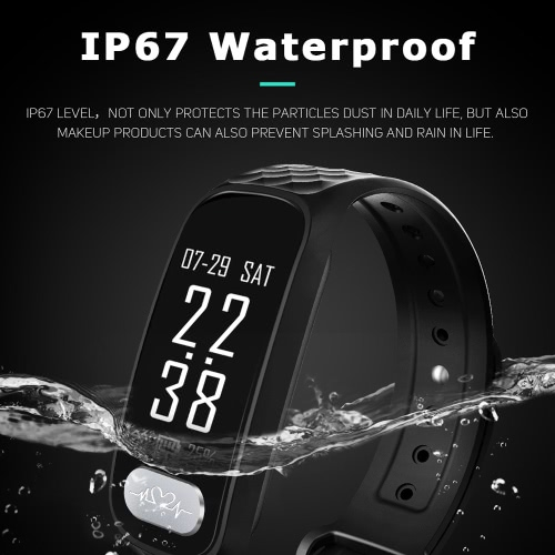 B20 Smart Band BT Watch Fitness Tracker Sleep Monitor Calls Reminder IP67 Waterpoof for iOS &amp; Android iPhone X Samsung S8 Note 8Cellphone &amp; Accessories<br>B20 Smart Band BT Watch Fitness Tracker Sleep Monitor Calls Reminder IP67 Waterpoof for iOS &amp; Android iPhone X Samsung S8 Note 8<br>