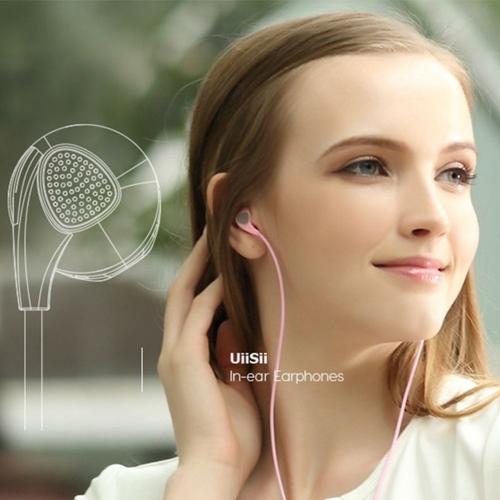 UiiSii U1 Wired Headset In-ear Earphones Earbuds 3.5mm Headphones Heavy Bass with MicrophoneCellphone &amp; Accessories<br>UiiSii U1 Wired Headset In-ear Earphones Earbuds 3.5mm Headphones Heavy Bass with Microphone<br>