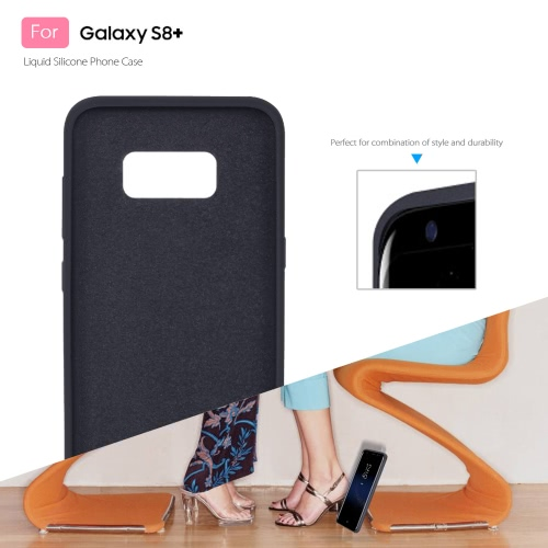 Original docooler Style Liquid Silicone Phone Case Soft Hand-feeling Protective Phone Back Cases Shell Cover for Samsung Galaxy S8Cellphone &amp; Accessories<br>Original docooler Style Liquid Silicone Phone Case Soft Hand-feeling Protective Phone Back Cases Shell Cover for Samsung Galaxy S8<br>