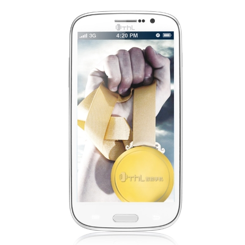 ThL W8 oltre 3G Smartphone Android 4.2 Quad-Core MT6589T 1,5 GHz 5