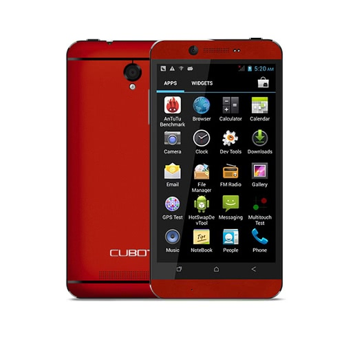 CUBOT ONE-S Android 4.2 3G Smartphone 4.7 IPS QHD MTK6582 Quad Core 1.3GHz 5MP/13MP 1GB RAM+4GB ROM Bluetooth GPS RedCellphone &amp; Accessories<br>CUBOT ONE-S Android 4.2 3G Smartphone 4.7 IPS QHD MTK6582 Quad Core 1.3GHz 5MP/13MP 1GB RAM+4GB ROM Bluetooth GPS Red<br>