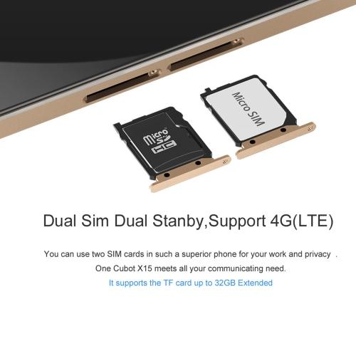 Original CUBOT X15 5.5 inch IPS FHD 4G FDD-LTE Android 5.1 Smartphone 2GB 16GB 64bit MTK6735 Quad Core  8MP 16.0MP 2750mAh CellphoCellphone &amp; Accessories<br>Original CUBOT X15 5.5 inch IPS FHD 4G FDD-LTE Android 5.1 Smartphone 2GB 16GB 64bit MTK6735 Quad Core  8MP 16.0MP 2750mAh Cellpho<br>
