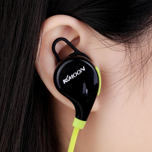 KKmoon QX-01 Wireless Sports Bluetooth V4.1 Stereo Headset Voice Command Dual Standby for iPhone 6 6 Plus Samsung Xiaomi HTC MobilCellphone &amp; Accessories<br>KKmoon QX-01 Wireless Sports Bluetooth V4.1 Stereo Headset Voice Command Dual Standby for iPhone 6 6 Plus Samsung Xiaomi HTC Mobil<br>