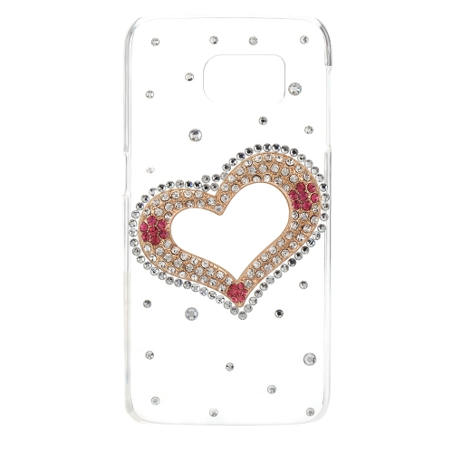 Ultrathin Lightweight Plastic Fashion Bling Bumper Shell Case Protective Back Cover for Samsung Galaxy S6Cellphone &amp; Accessories<br>Ultrathin Lightweight Plastic Fashion Bling Bumper Shell Case Protective Back Cover for Samsung Galaxy S6<br>