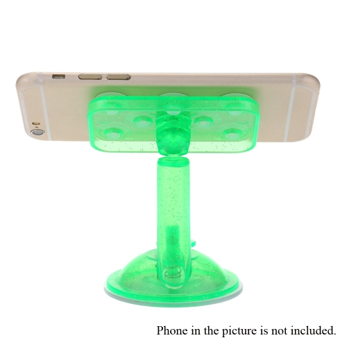360 Degree Rotation Car Mounting 8 Suction Cups Adsorption Translucent Universal Phone Holder Bracket Stand for iPhone SamsungCellphone &amp; Accessories<br>360 Degree Rotation Car Mounting 8 Suction Cups Adsorption Translucent Universal Phone Holder Bracket Stand for iPhone Samsung<br>