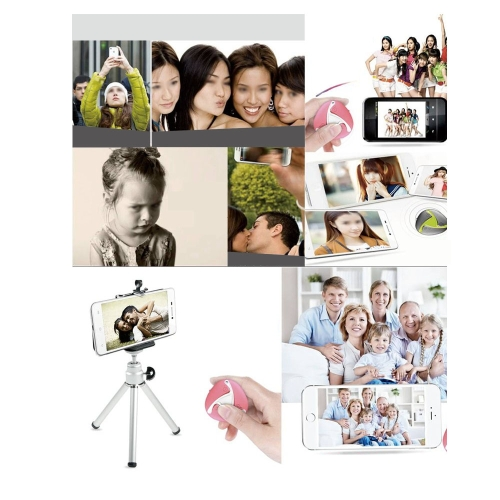 Wireless Lucky Stone Ultrasonic Selfie Wireless Remote Shutter Control Release for Android 4.0 Above IOS SmartphoneCellphone &amp; Accessories<br>Wireless Lucky Stone Ultrasonic Selfie Wireless Remote Shutter Control Release for Android 4.0 Above IOS Smartphone<br>