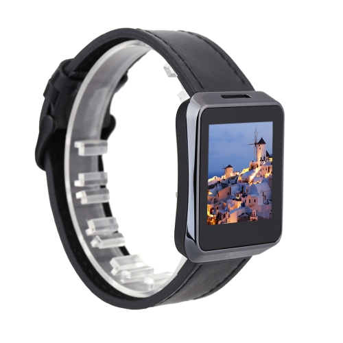 Z023 Bluetooth BT4.0 Smart Watch 1.54 TFT Display Screen Genuine Leather Luxury Strap MTK2502-ARM7 OTA for Android iOS SmartphoneCellphone &amp; Accessories<br>Z023 Bluetooth BT4.0 Smart Watch 1.54 TFT Display Screen Genuine Leather Luxury Strap MTK2502-ARM7 OTA for Android iOS Smartphone<br>
