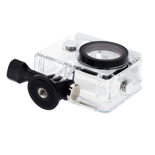 Original Xiaomi Xiaoyi Camera Waterproof Shell IP68 Level 40m Deep Water Experience Sealed AF AR Double Optical Filming PC Super LCellphone &amp; Accessories<br>Original Xiaomi Xiaoyi Camera Waterproof Shell IP68 Level 40m Deep Water Experience Sealed AF AR Double Optical Filming PC Super L<br>