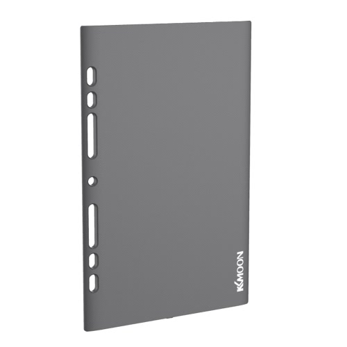 KKmoon chargeur portable 8000mAh avec câble adapteur double USB 5V / 2. 4 portable externe sauvegarde batterie banque de puissance 5,2 mm épaisseur Personal organisateur relieur trou design pour Mobile Smartphone tablette iPhone iPad Samsung Galaxy