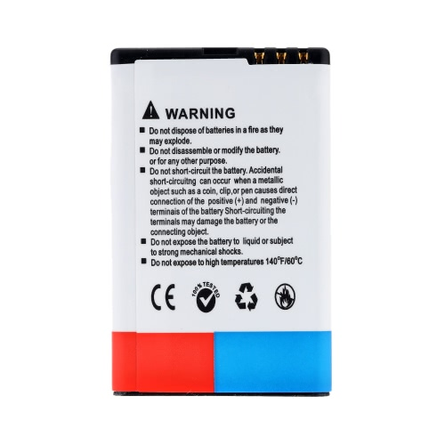 Link Dream 3.7V 1930mAh Rechargeable Li-ion Battery Replacement for Nokia 5800 / 5230Cellphone &amp; Accessories<br>Link Dream 3.7V 1930mAh Rechargeable Li-ion Battery Replacement for Nokia 5800 / 5230<br>
