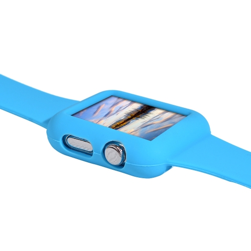 Fashion Design Silicon Watchband for Apple iWatch 42mm Eco-friendly Material Ultrathin Lightweight Fashionable Portable Anti-scratCellphone &amp; Accessories<br>Fashion Design Silicon Watchband for Apple iWatch 42mm Eco-friendly Material Ultrathin Lightweight Fashionable Portable Anti-scrat<br>